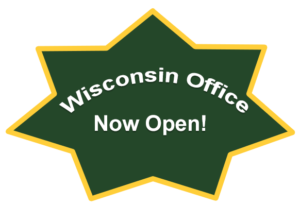 Wisconsin office now open